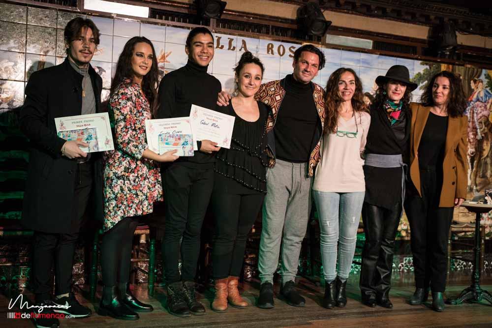 8º Concurso de Baile Flamenco del tablao flamenco Villa Rosa