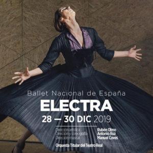 Electra - Ballet Nacional de España en Teatro Real
