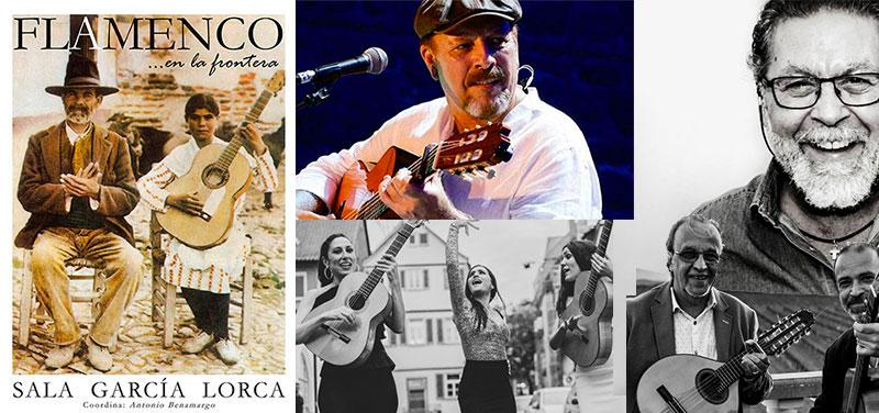Ciclo de Flamenco en la Frontera 2020 en la Sala García Lorca de Madrid