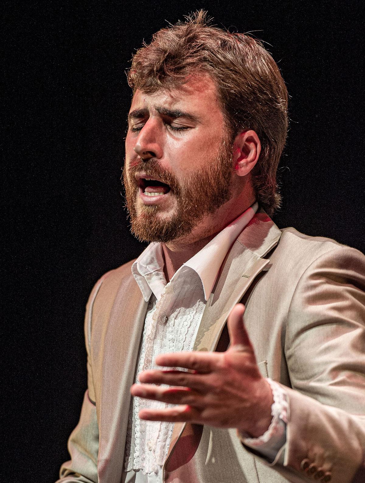 Gregorio Moya - Cantaor de Ciudad Real
