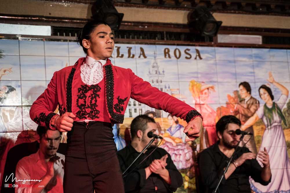 Gabriel Matías presenta «ELLOS» en el Festival de Jerez