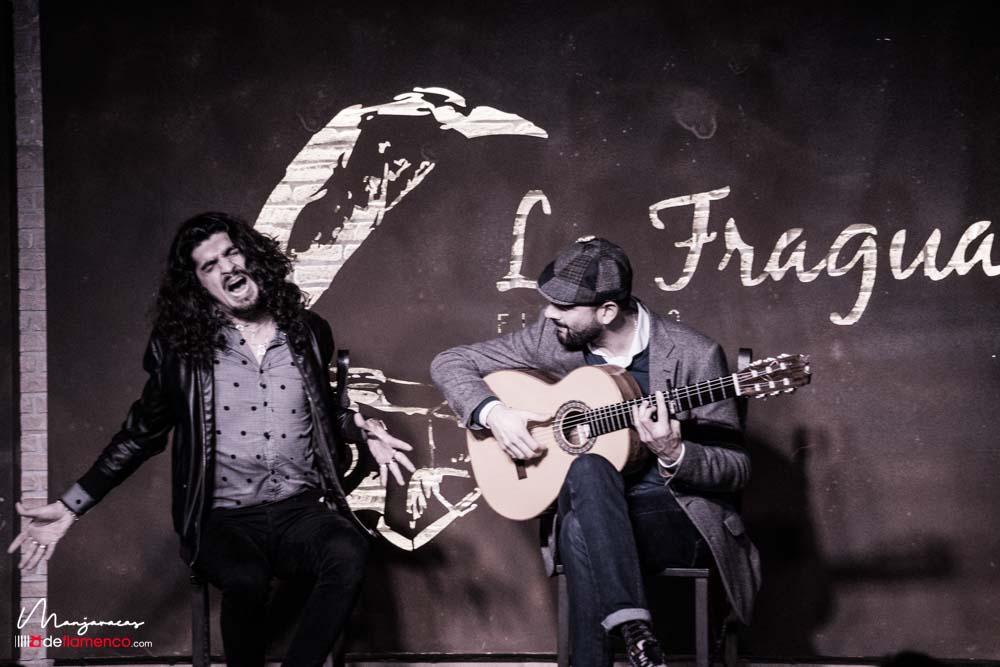 Israel Fernández & Diego del Morao en el Tablao La Fragua