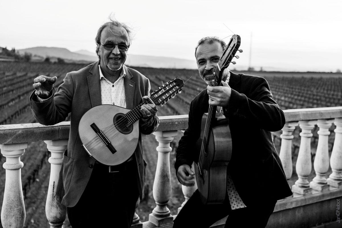 Javier Mas - Mario Mas, Flamenco en la Frontera