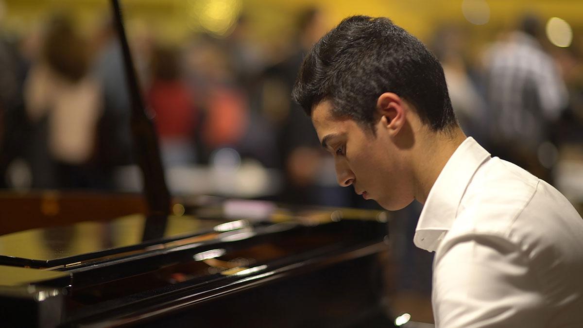 José Luis Kaele - piano - Flamenco en la Frontera