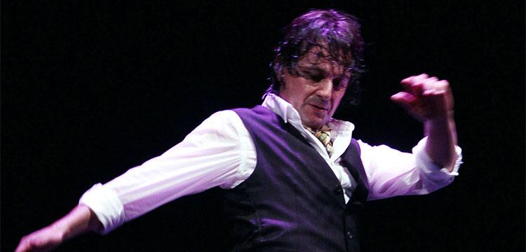 Javier Barón - Teatro Flamenco Triana