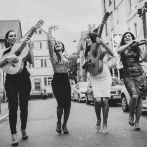 Las Migas - Flamenco en la Frontera