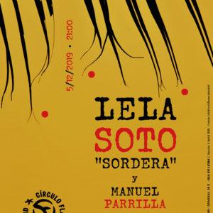 Lela Soto - Círculo Flamenco de Madrid