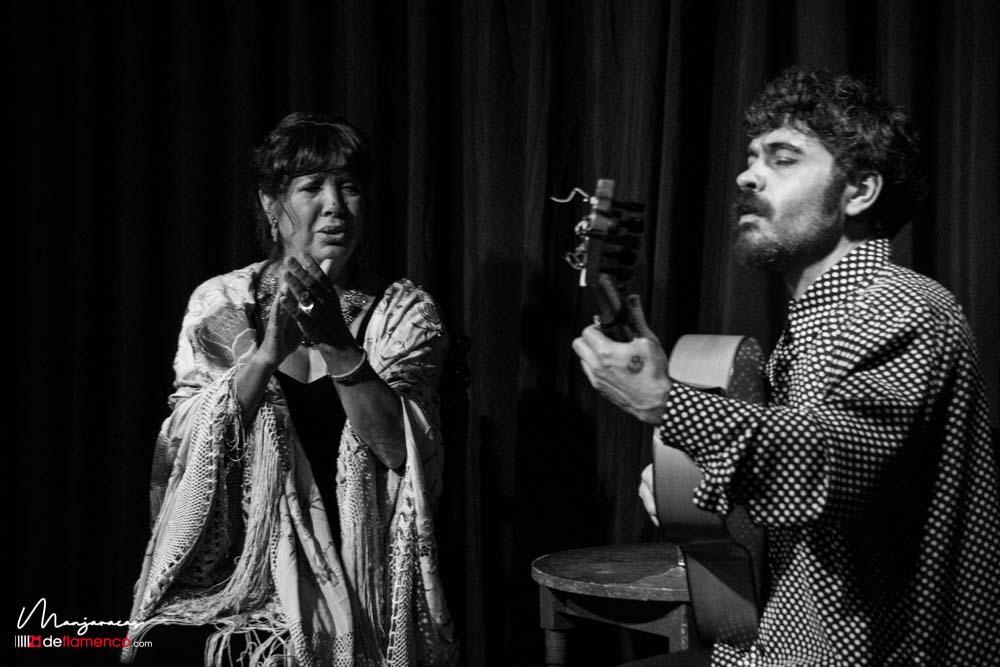 Lole Montoya & Joselito Acedo en Sala García Lorca