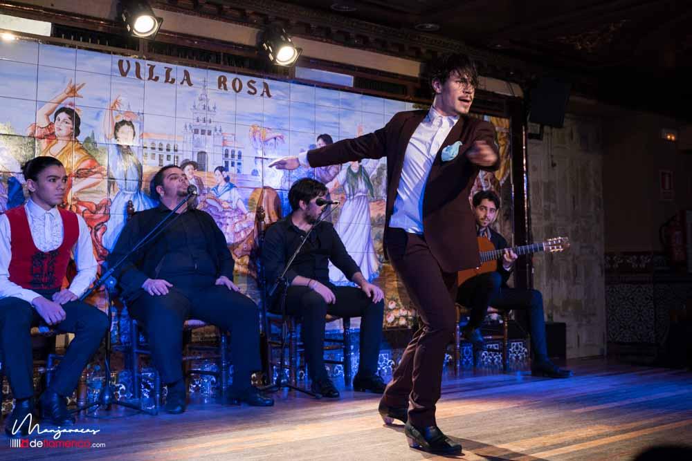 Manuel Jiménez ganador Concurso Villa Rosa