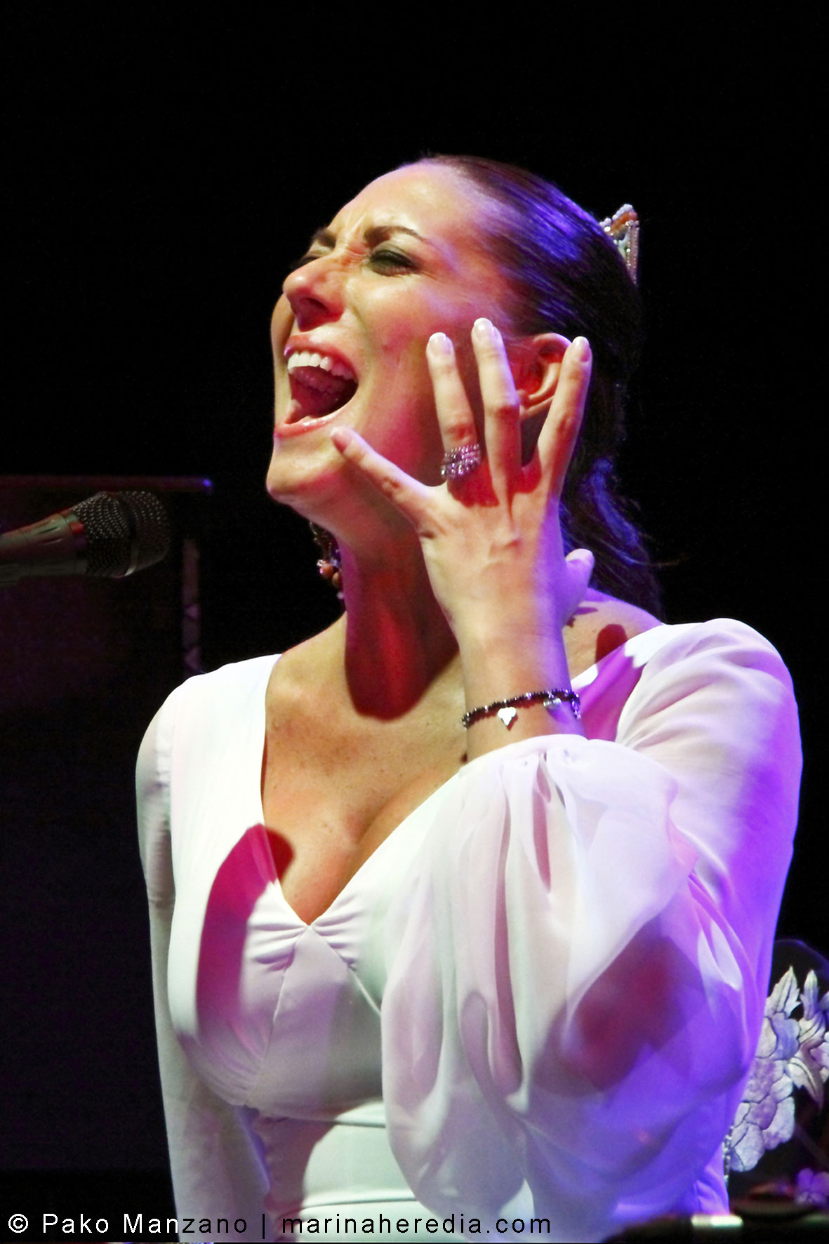 Marina Heredia - foto: Pako Manzano