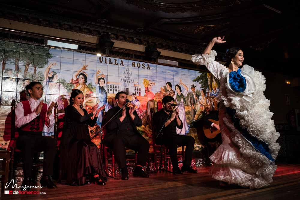 El centenario tablao flamenco Villa-Rosa obligado a cerrar