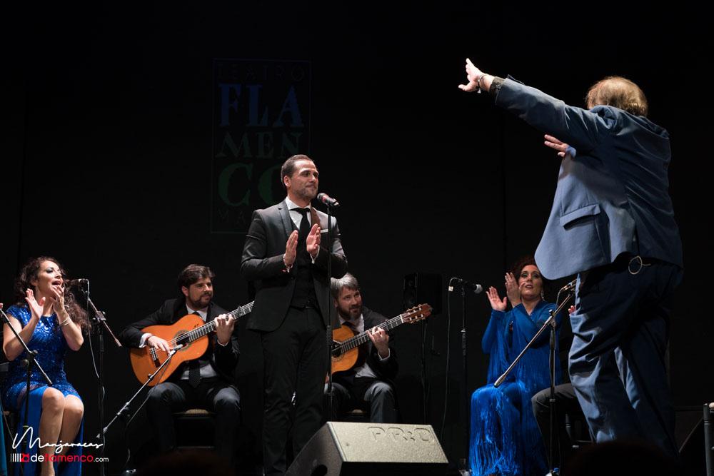 Zambomba flamenca del Teatro Flamenco Madrid