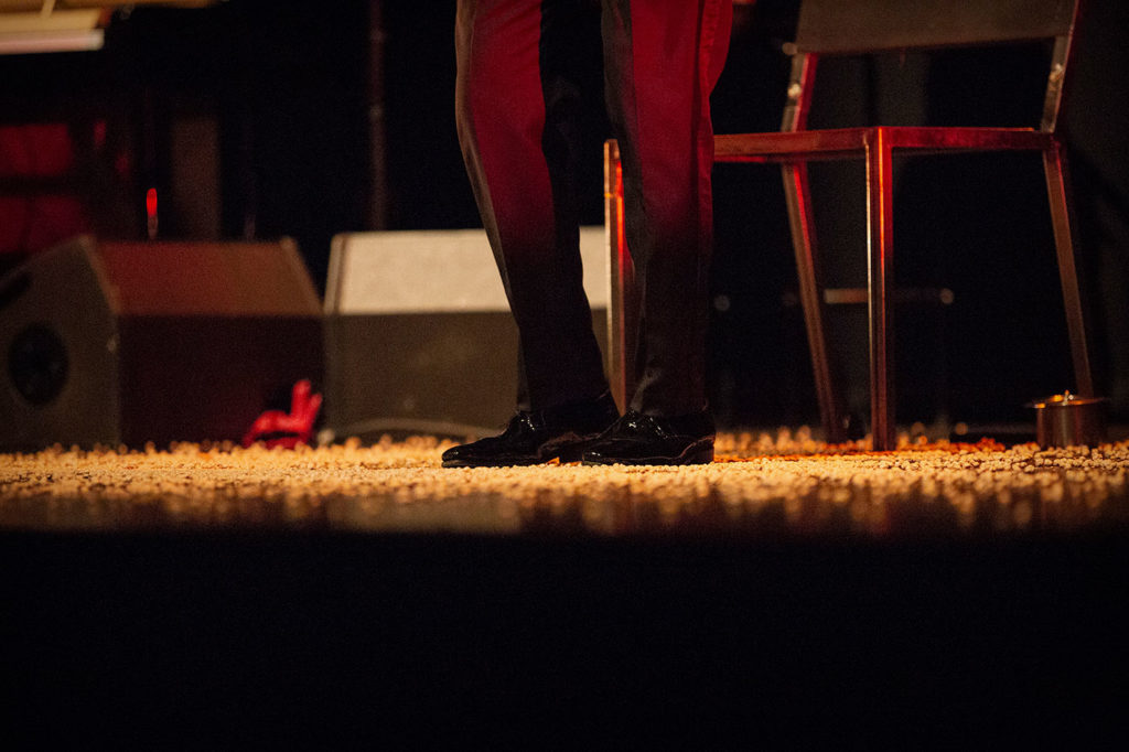 Israel Galván - El amor brujo - Nimes - foto: Sandy Korzekwa