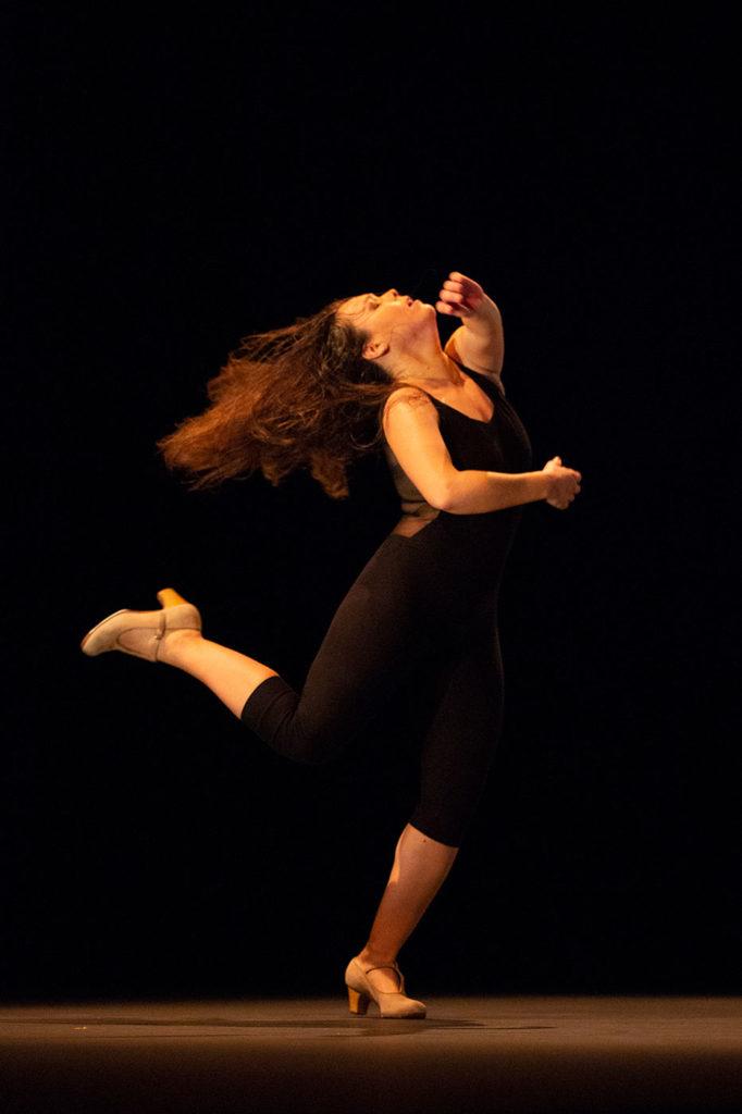 Rocío Molina - Nimes - foto: Sandy Korzekwa