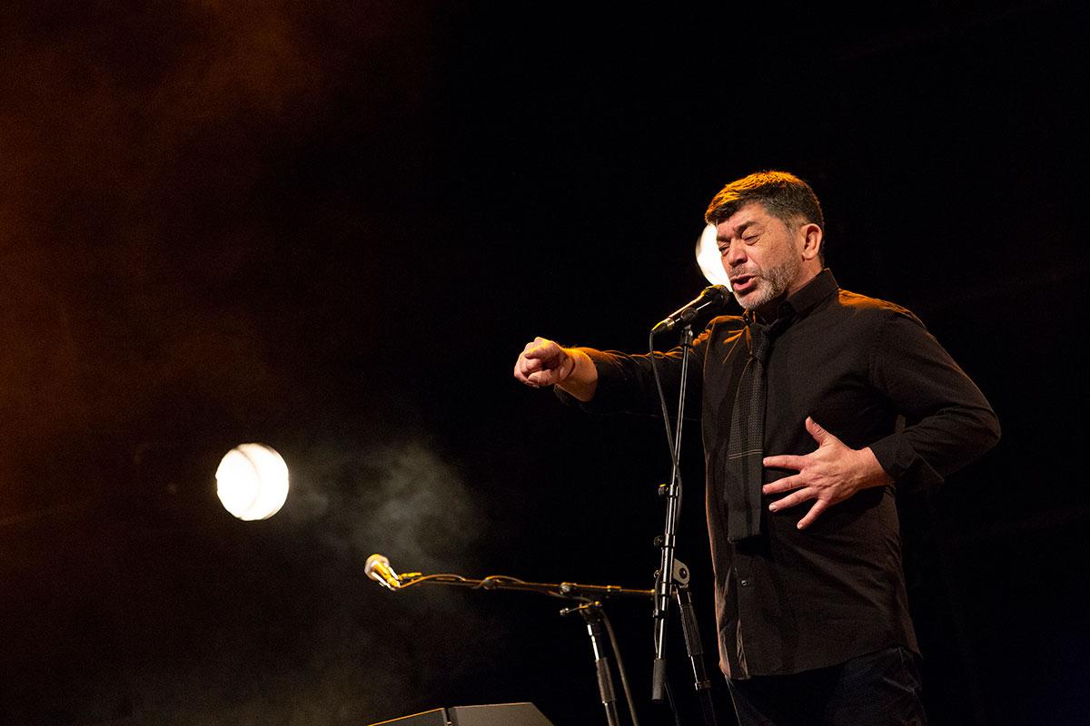 Tomás de Perrate & Raül Refree – Festival Flamenco Nîmes