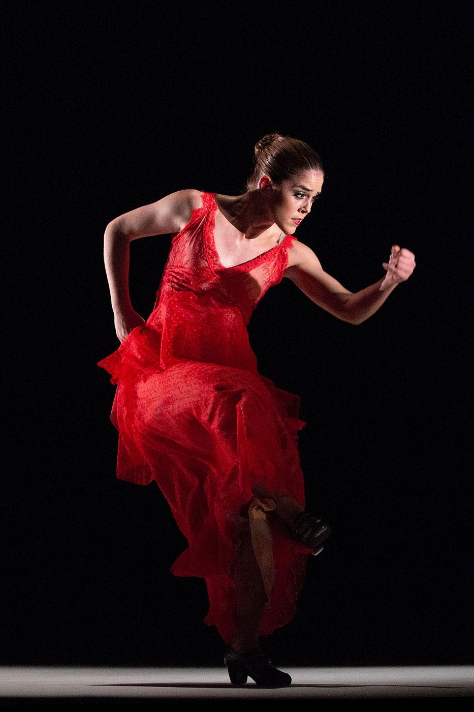 Patricia Guerrero «Distopía» en Festival Flamenco Nimes