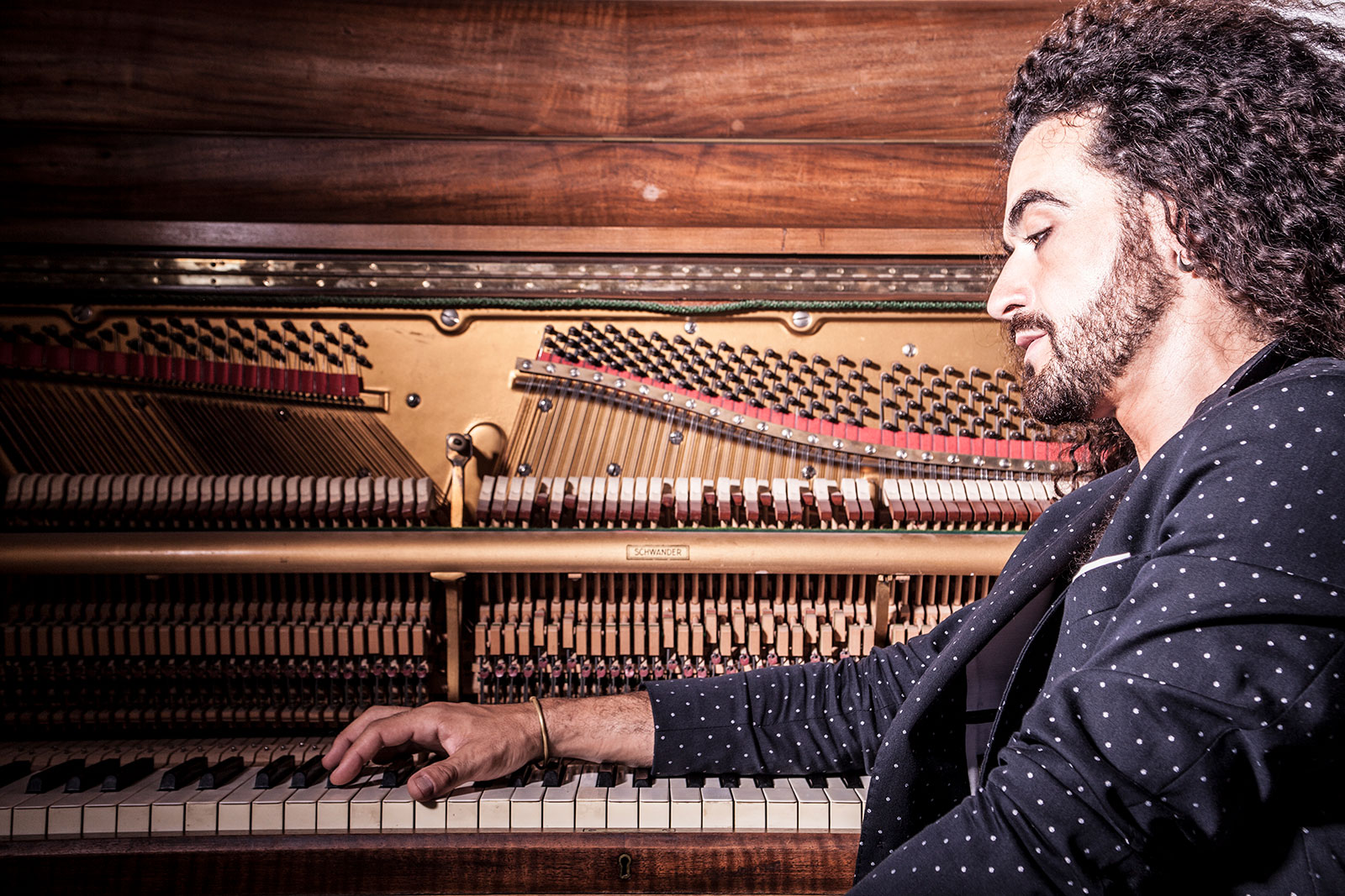 Alfonso Aroca - foto Estela García - Festival Flamenco Toulouse