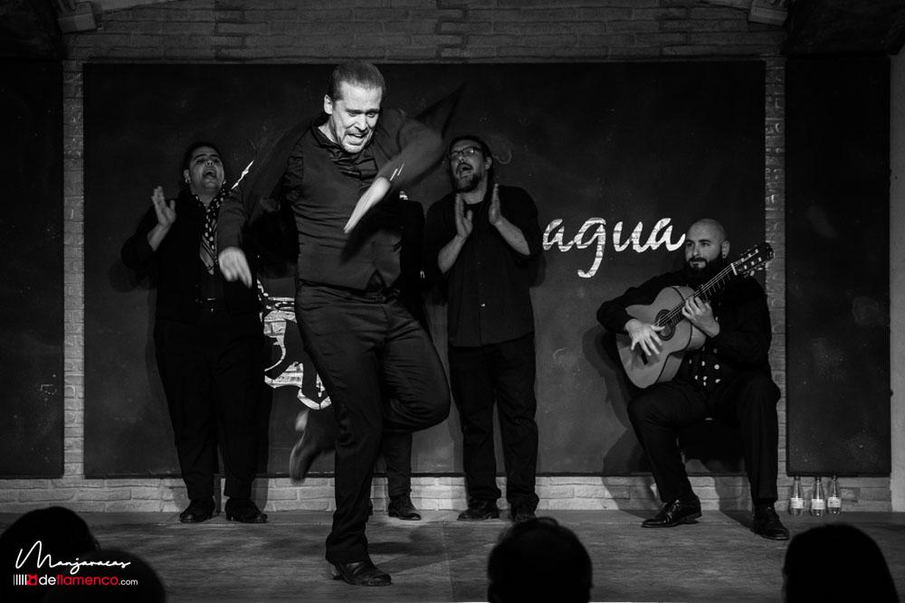 Alfonso Losa - tablao La Fragua
