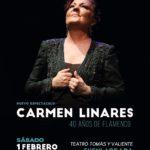 Carmen Linares - Fuenlabrada