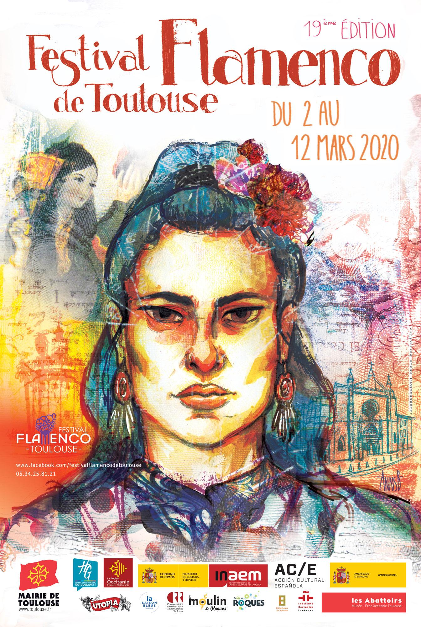 Festival Flamenco Toulouse