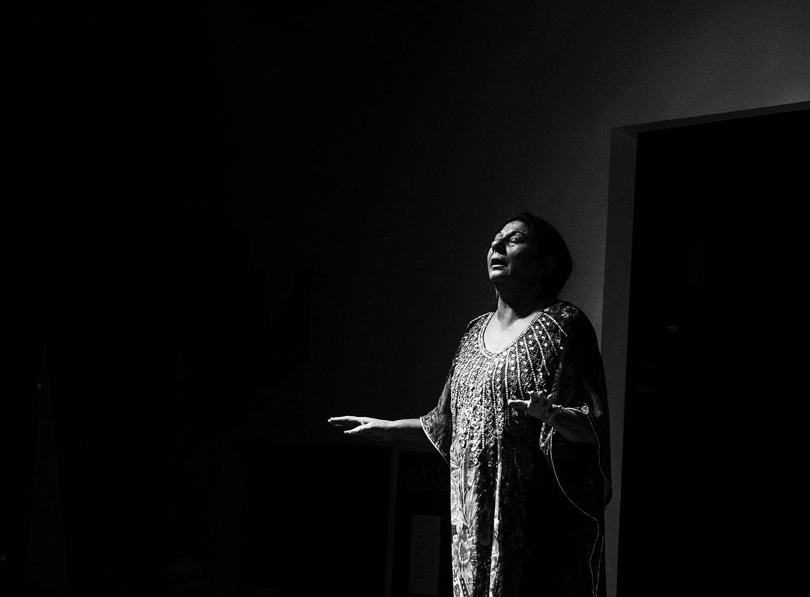 Dolores Agujetas, el cante roto