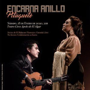 Encarna Anillo - Malacate Flamenco