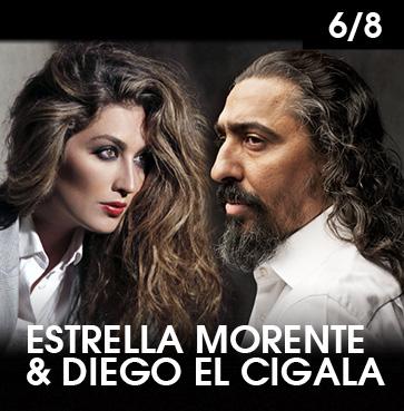 Estrella Morente - Cigala - Starlite