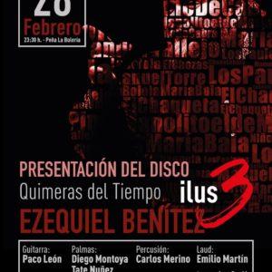 Ezequiel Benítez - Quimeras del tiempo 3