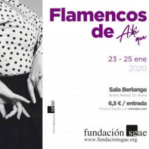 Flamencos de aquí - SGAE