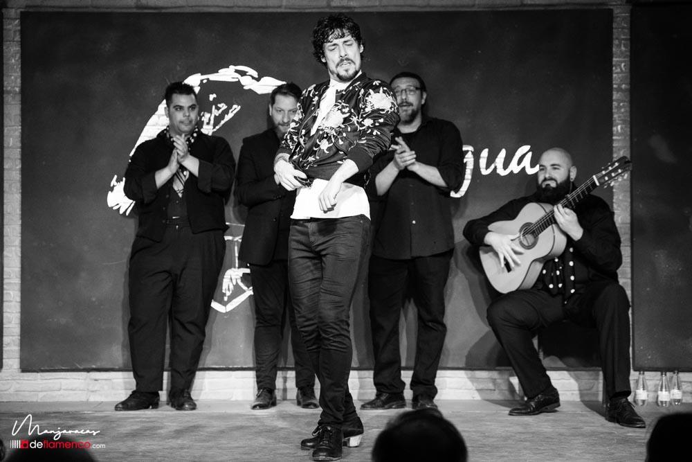 Jesús Carmona - tablao La Fragua