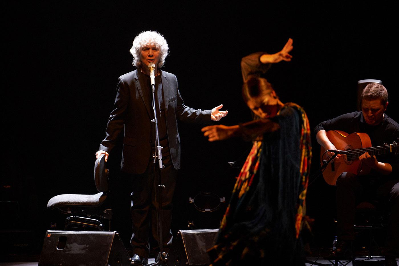Mayte Martín, cantaora trascendental