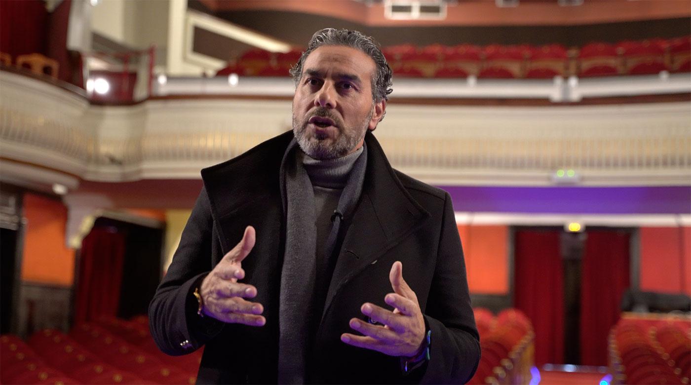 Entrevista a Pedro El Granaíno