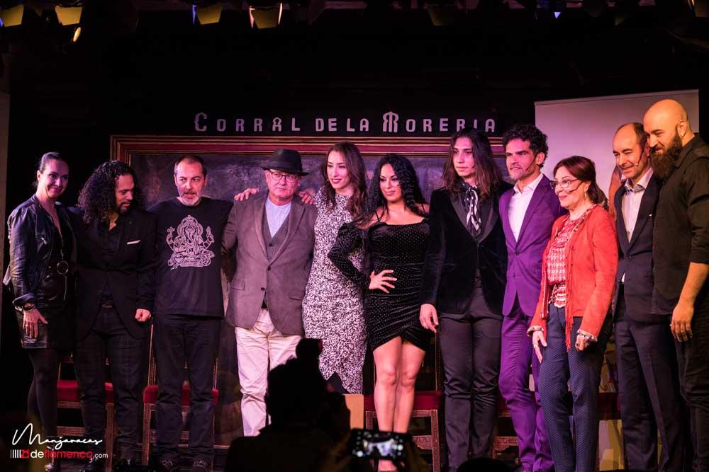 Zincalí Nuevo Espectáculo En El Corral De La Moreria Revista Deflamenco Com