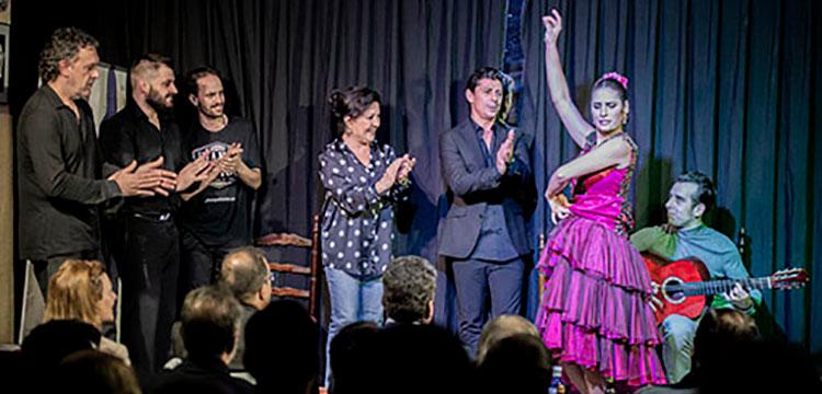 20 aspirantes a la Silla de Oro en el concurso flamenco de La Fortuna, Leganés