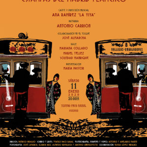 Estampas del Madrid Flamenco