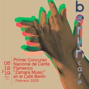 Concurso Nacional De Cante Flamenco Zamara Music