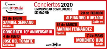 AIE Flamencos en Ruta 2020