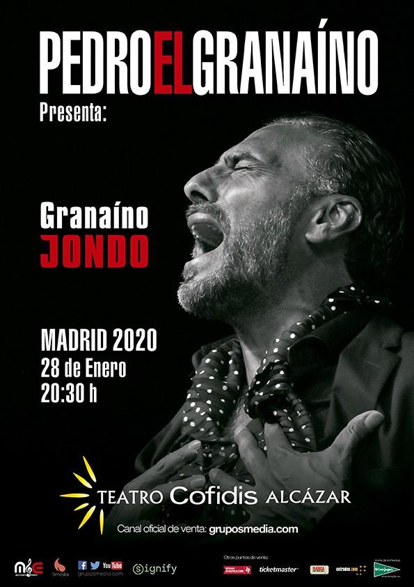 Pedro el Granaíno - Teatro Cofidis