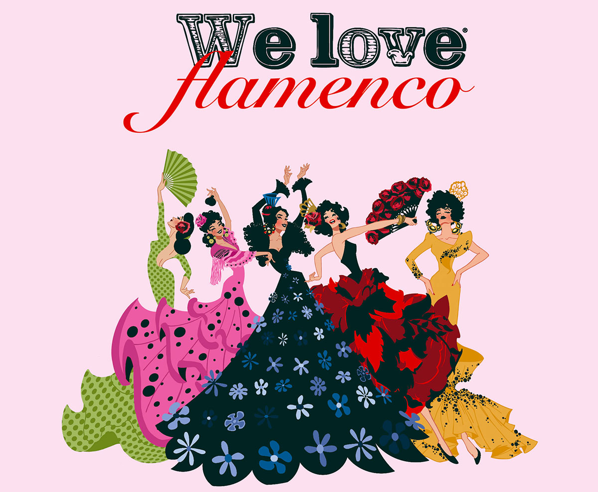 We Love Flamenco inicia la temporada de moda flamenca 2020