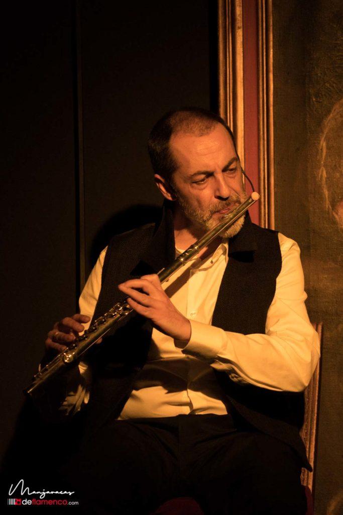 Juan Carlos Aracil - Zinali - Corral de la Moreria