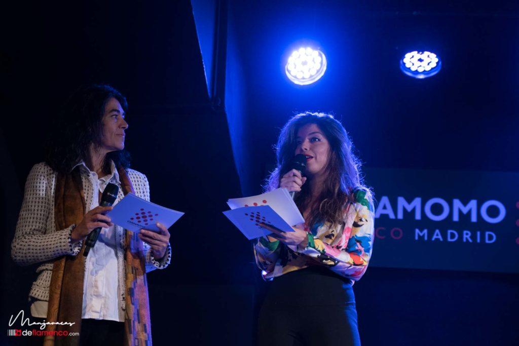 Ivana Portoles & Soleá Morente - Becas Cardamomo