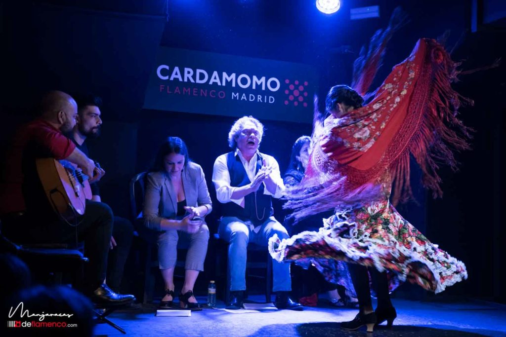 "Claudia ""La utrerana"" - Becas Cardamomo"