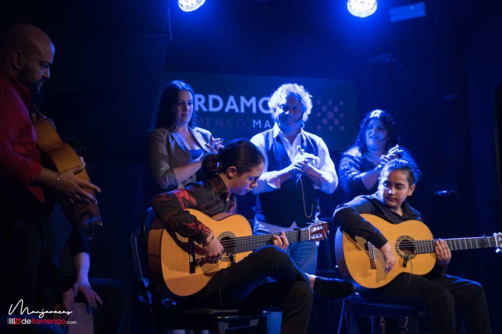 David de Ana & Adolfo Losada - Becas Cardamomo