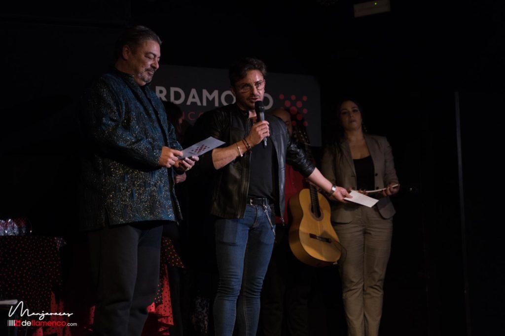 Antonio Canales & Juan Andrés Maya - Becas Cardamomo