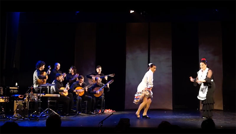 Video Carmen Herrera – Festival de Jerez