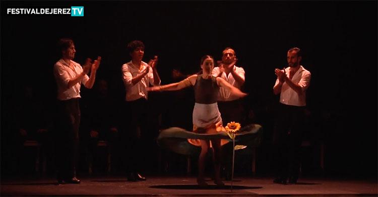 Video Rafaela Carrasco en el Festival de Jerez