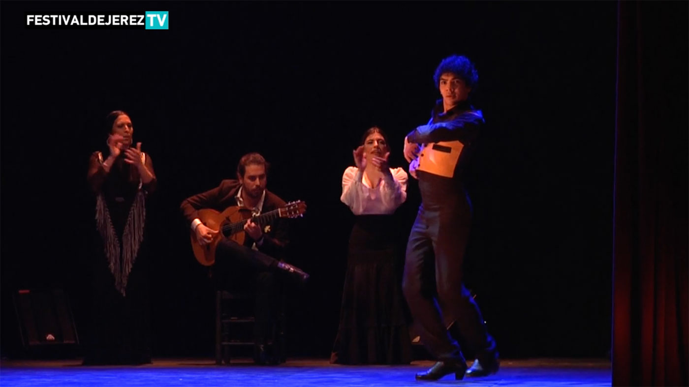 Video Gabriel Matías  «Ellos» – Festival de Jerez