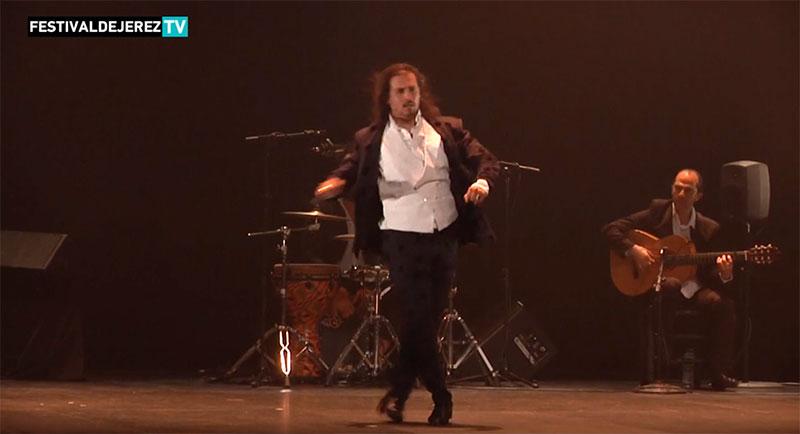 Video El Farru – Festival de Jerez