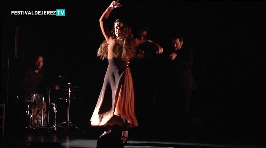 Video Paula Comitre 'Cámara abierta' – Festival de Jerez