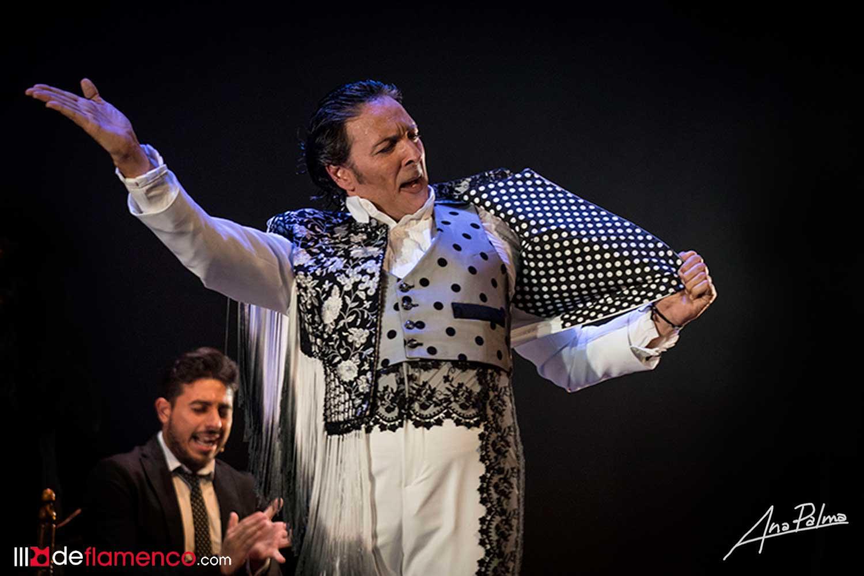 Antonio el Pipa and his straight-ahead flamenco